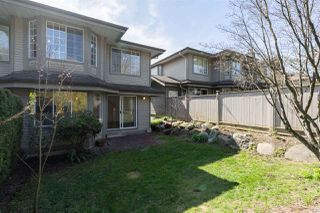 Photo 18: 125 2880 PANORAMA DRIVE in Coquitlam: Westwood Plateau Townhouse for sale : MLS®# R2449920