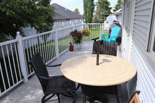 Photo 37: 28  65 Cranford Drive: Sherwood Park House Half Duplex for sale : MLS®# E4201184