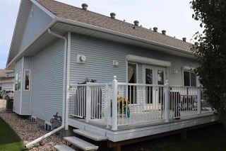 Photo 40: 28  65 Cranford Drive: Sherwood Park House Half Duplex for sale : MLS®# E4201184