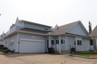 Photo 1: 28  65 Cranford Drive: Sherwood Park House Half Duplex for sale : MLS®# E4201184