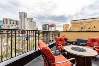 Photo 31: 507 10606 102 Avenue in Edmonton: Zone 12 Condo for sale : MLS®# E4213527
