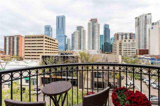 Photo 28: 507 10606 102 Avenue in Edmonton: Zone 12 Condo for sale : MLS®# E4213527