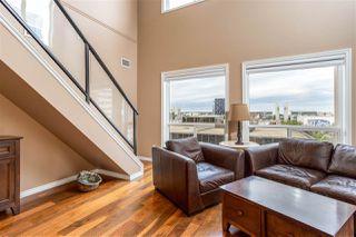 Photo 11: 507 10606 102 Avenue in Edmonton: Zone 12 Condo for sale : MLS®# E4213527