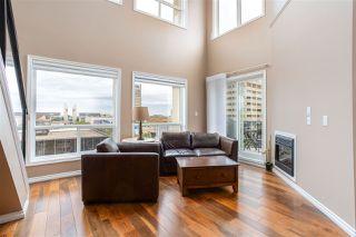Photo 8: 507 10606 102 Avenue in Edmonton: Zone 12 Condo for sale : MLS®# E4213527