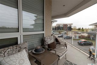 Photo 31: 202 405 Cartwright Street in Saskatoon: The Willows Residential for sale : MLS®# SK837580