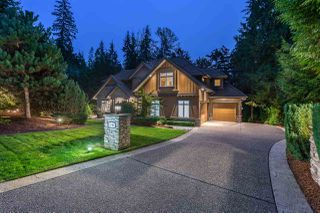 Main Photo: 1016 RAVENSWOOD Drive: Anmore House for sale (Port Moody)  : MLS®# R2527845