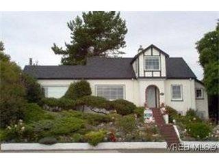 Photo 1: 1350 Dallas Rd in VICTORIA: Vi Fairfield West House for sale (Victoria)  : MLS®# 345780