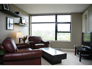 """Photo 3: 708 5380 OBEN Street in Vancouver: Collingwood VE Condo for sale in """"URBA"""" (Vancouver East)  : MLS®# V954538"""