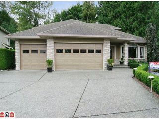 "Photo 1: 35702 ST ANDREWS Court in Abbotsford: Abbotsford East House for sale in ""LEDGEVIEW ESTATES"" : MLS®# F1224484"