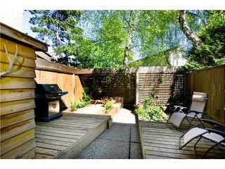 "Photo 19: # 27 11391 7TH AV in Richmond: Steveston Villlage Townhouse for sale in ""MARINERS VILLAGE"" : MLS®# V1006084"
