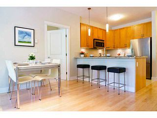 "Photo 3: 109 5788 BIRNEY Avenue in Vancouver: University VW Condo for sale in ""KEENLEYSIDE, UBC"" (Vancouver West)  : MLS®# V1006577"