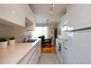 "Photo 7: # 401 868 W 16TH AV in Vancouver: Cambie Condo for sale in ""WILLOW SPRINGS"" (Vancouver West)  : MLS®# V1022527"