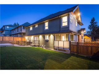 Photo 20: 2205 LORRAINE AV in Coquitlam: Coquitlam East House for sale : MLS®# V1045464