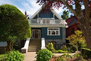 Main Photo: 3248 W 2ND Avenue in Vancouver: Kitsilano House 1/2 Duplex for sale (Vancouver West)  : MLS®# V1076462