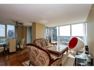 "Photo 4: 2902 1438 RICHARDS Street in Vancouver: Yaletown Condo for sale in ""AZURA 1"" (Vancouver West)  : MLS®# V1079696"
