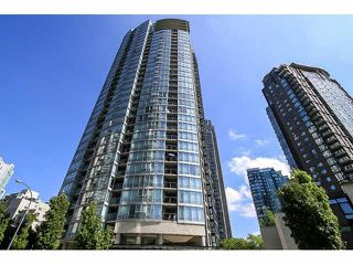 "Photo 1: 2902 1438 RICHARDS Street in Vancouver: Yaletown Condo for sale in ""AZURA 1"" (Vancouver West)  : MLS®# V1079696"