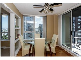 "Photo 9: 2902 1438 RICHARDS Street in Vancouver: Yaletown Condo for sale in ""AZURA 1"" (Vancouver West)  : MLS®# V1079696"