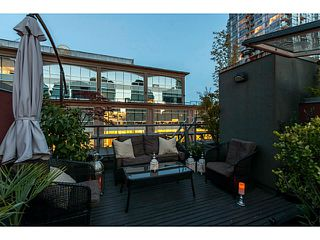 Photo 17: # PH6 869 BEATTY ST in Vancouver: Downtown VW Condo for sale (Vancouver West)  : MLS®# V1135864