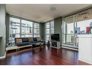Main Photo: # 802 1155 SEYMOUR ST in Vancouver: Downtown VW Condo for sale (Vancouver West)  : MLS®# V1132650
