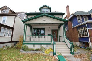 Main Photo: 110 Home Street in Winnipeg: Wolseley Single Family Detached for sale (5B)  : MLS®# 1627578