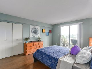 Photo 10: 708 200 KEARY STREET in New Westminster: Sapperton Condo for sale : MLS®# R2284751