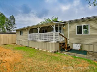 Main Photo: J 394 CRAIG STREET in PARKSVILLE: Z5 Parksville Manufactured/Mobile for sale (Zone 5 - Parksville/Qualicum)  : MLS®# 445809