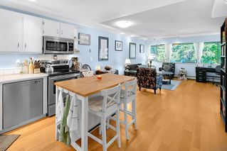 Photo 1: 308 316 CEDAR STREET in New Westminster: Sapperton Condo for sale : MLS®# R2306837