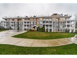 "Main Photo: 204 6470 194 Street in Surrey: Clayton Condo for sale in ""WATERSTONE-ESPLANADE"" (Cloverdale)  : MLS®# R2427138"