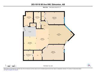 Photo 32: 203 10116 80 Ave in Edmonton: Zone 17 Condo for sale : MLS®# E4188601
