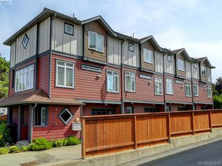 Photo 1: 1-4 617 Admirals Road in VICTORIA: Es Rockheights Revenue 4-Plex for sale (Esquimalt)  : MLS®# 422119