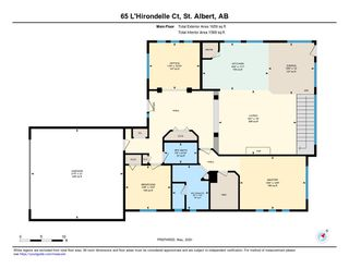 Photo 45: 65 L'HIRONDELLE Court: St. Albert House for sale : MLS®# E4196283