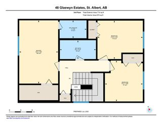 Photo 26: 48 Glaewyn Estates: St. Albert Townhouse for sale : MLS®# E4203132