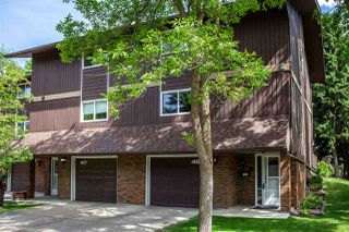Photo 1: 48 Glaewyn Estates: St. Albert Townhouse for sale : MLS®# E4203132