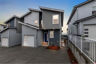 Photo 1: 7029 Brailsford Pl in Sooke: Sk Sooke Vill Core Half Duplex for sale : MLS®# 842796