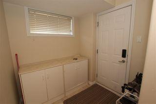 Photo 19: 16 17715 96 Avenue in Edmonton: Zone 20 House Half Duplex for sale : MLS®# E4210827