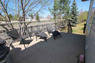Photo 21: 16 17715 96 Avenue in Edmonton: Zone 20 House Half Duplex for sale : MLS®# E4210827