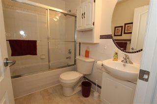 Photo 18: 16 17715 96 Avenue in Edmonton: Zone 20 House Half Duplex for sale : MLS®# E4210827
