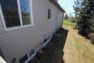 Photo 20: 16 17715 96 Avenue in Edmonton: Zone 20 House Half Duplex for sale : MLS®# E4210827