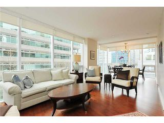 """Photo 5: 502 1277 MELVILLE Street in Vancouver: Coal Harbour Condo for sale in """"Flat Iron"""" (Vancouver West)  : MLS®# V931802"""