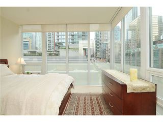 """Photo 9: 502 1277 MELVILLE Street in Vancouver: Coal Harbour Condo for sale in """"Flat Iron"""" (Vancouver West)  : MLS®# V931802"""