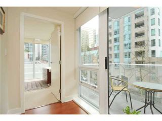"""Photo 10: 502 1277 MELVILLE Street in Vancouver: Coal Harbour Condo for sale in """"Flat Iron"""" (Vancouver West)  : MLS®# V931802"""