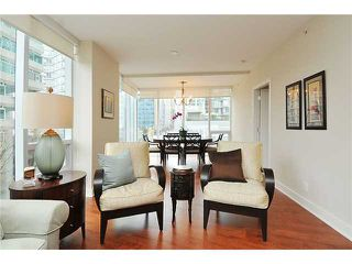 """Photo 6: 502 1277 MELVILLE Street in Vancouver: Coal Harbour Condo for sale in """"Flat Iron"""" (Vancouver West)  : MLS®# V931802"""