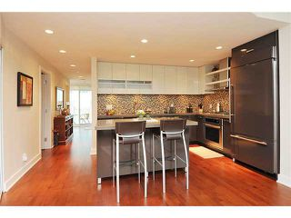 """Photo 3: 502 1277 MELVILLE Street in Vancouver: Coal Harbour Condo for sale in """"Flat Iron"""" (Vancouver West)  : MLS®# V931802"""
