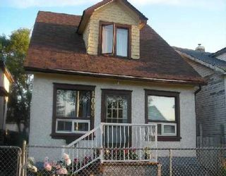 Photo 1: 1008 BURROWS: Residential for sale (Canada)  : MLS®# 2711963