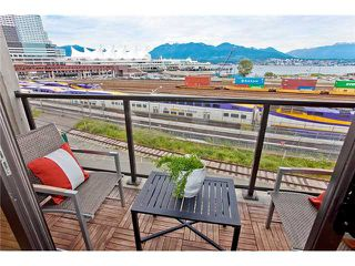"""Photo 9: 208 345 WATER Street in Vancouver: Downtown VW Condo for sale in """"GREENSHIELDS BUILDING"""" (Vancouver West)  : MLS®# V958365"""