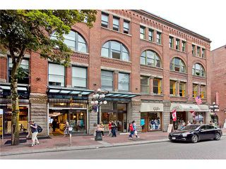 """Photo 10: 208 345 WATER Street in Vancouver: Downtown VW Condo for sale in """"GREENSHIELDS BUILDING"""" (Vancouver West)  : MLS®# V958365"""