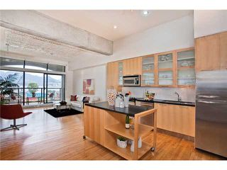 """Photo 1: 208 345 WATER Street in Vancouver: Downtown VW Condo for sale in """"GREENSHIELDS BUILDING"""" (Vancouver West)  : MLS®# V958365"""