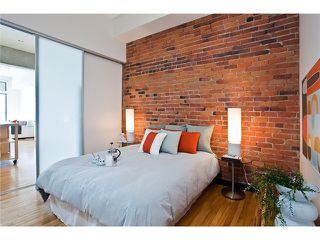 """Photo 6: 208 345 WATER Street in Vancouver: Downtown VW Condo for sale in """"GREENSHIELDS BUILDING"""" (Vancouver West)  : MLS®# V958365"""
