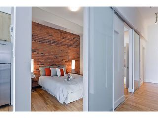 """Photo 7: 208 345 WATER Street in Vancouver: Downtown VW Condo for sale in """"GREENSHIELDS BUILDING"""" (Vancouver West)  : MLS®# V958365"""