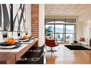 """Photo 2: 208 345 WATER Street in Vancouver: Downtown VW Condo for sale in """"GREENSHIELDS BUILDING"""" (Vancouver West)  : MLS®# V958365"""
